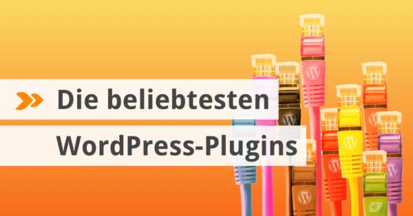 Die beliebtesten WordPress-Plugins